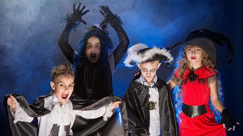 Disfraces de Halloween: diez consejos a tener en cuenta