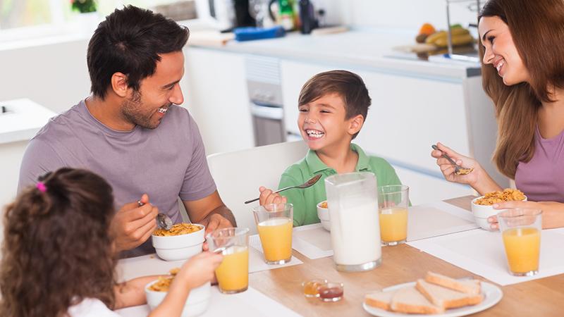 ¿Tu hijo no quiere comer? Siete consejos prácticos