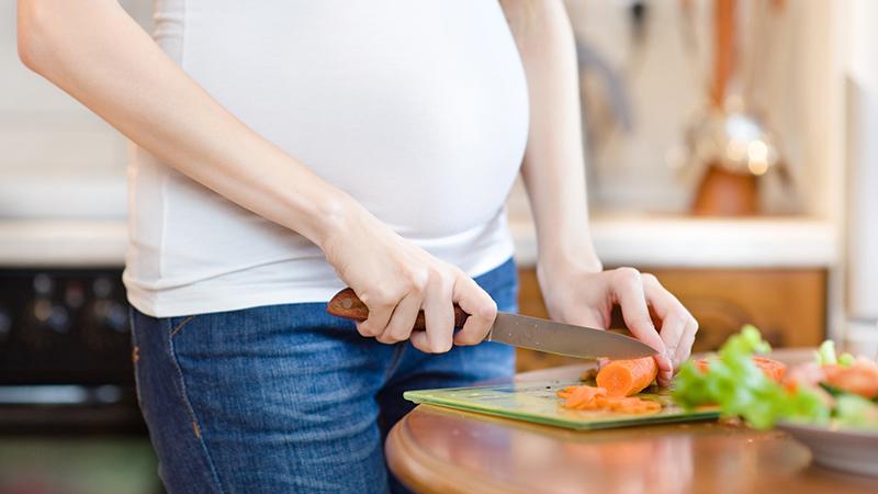 Qué dieta a seguir durante el embarazo