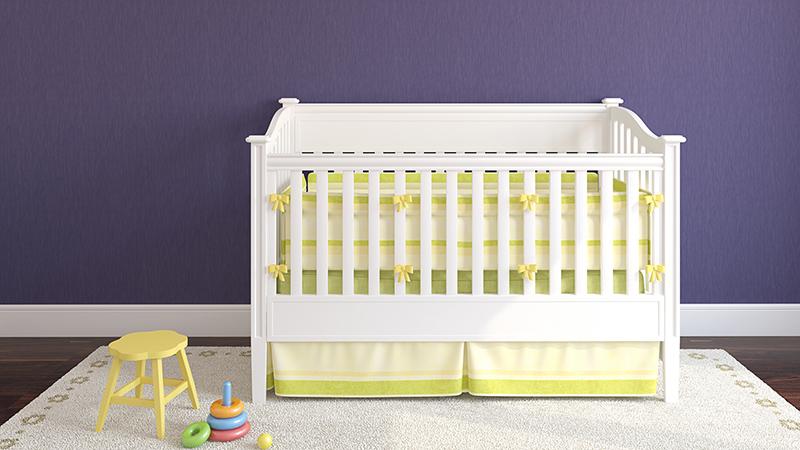 El color de la habitación influye en el desarrollo de los niños