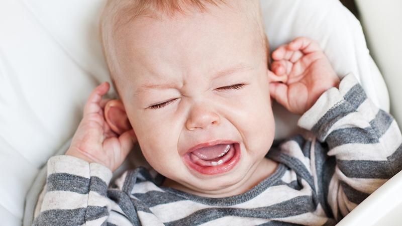 Consejos para identificar el origen del llanto de tu bebé