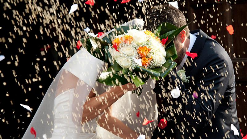 ¿Se puede organizar una boda en seis meses?