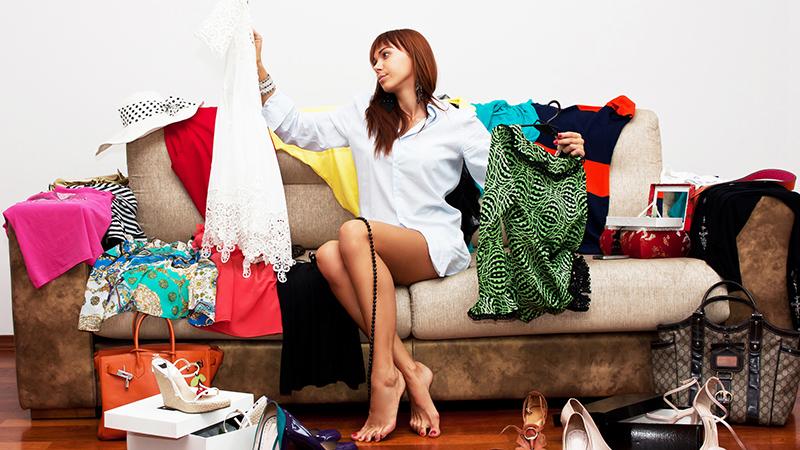 Cómo guardar la ropa de verano en el cambio de estación
