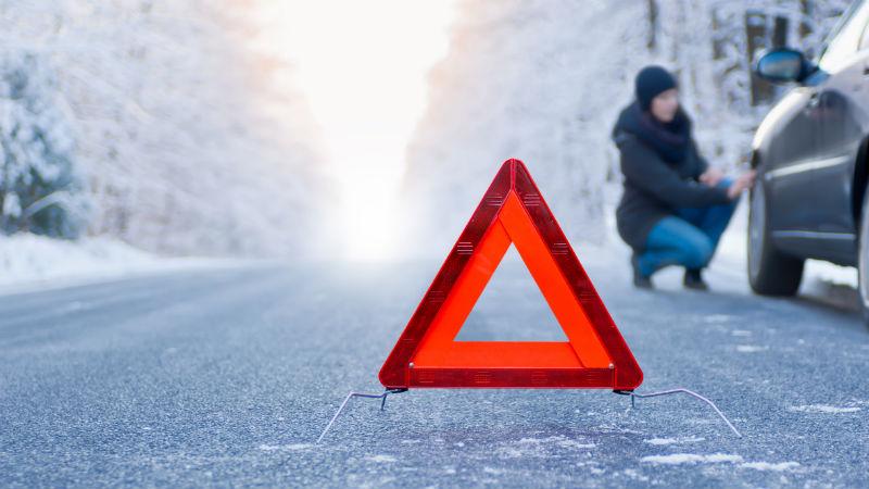 Consejos para evitar averías de coche en invierno