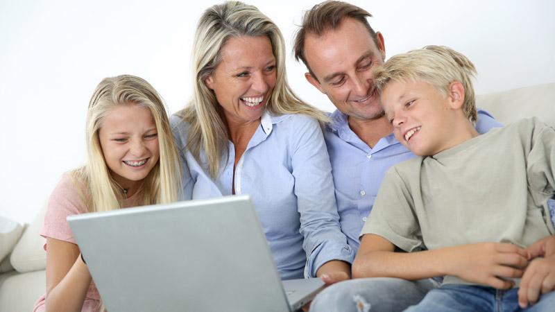 Consejos para los niños utilicen de forma segura Internet