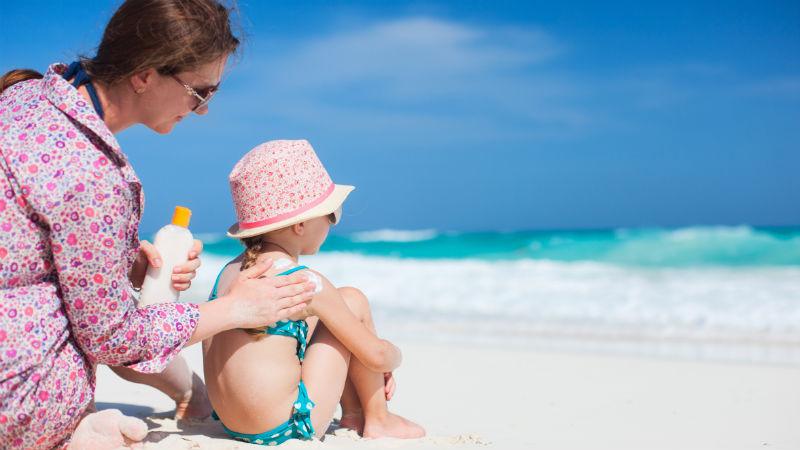 Consejos para proteger a tu hijo del sol