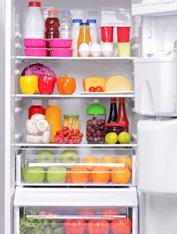 Orden en el frigorífico. Cómo organizar los alimentos