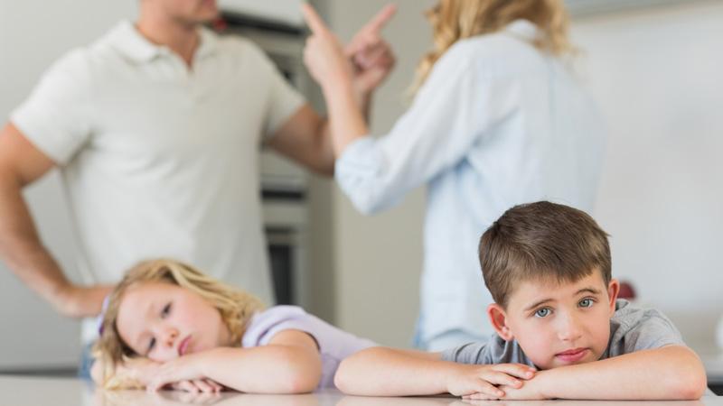 Reglas de oro para una pareja unida en la educación de los hijos
