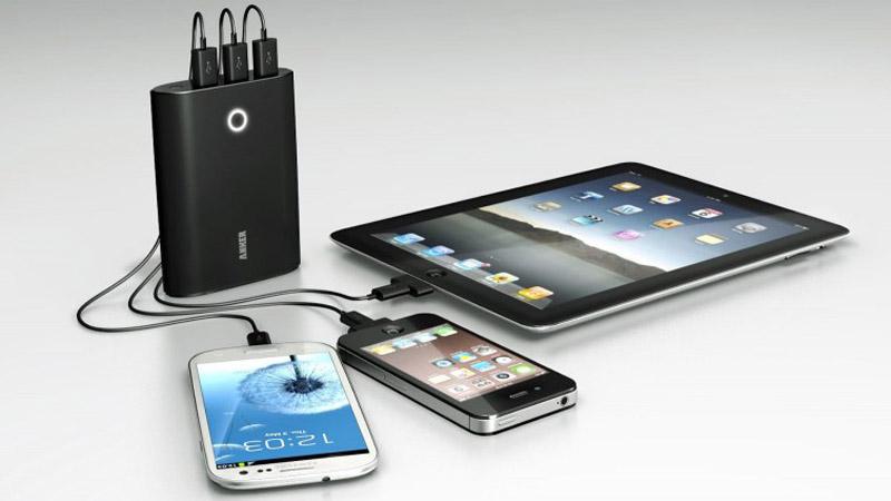 Baterías portátiles extra para tu smartphone o tablet