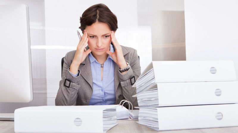 Formas de aliviar el estrés
