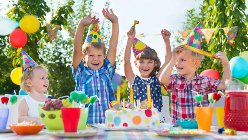 Consejos para ahorrar en la fiesta de cumpleaños de tu hijo