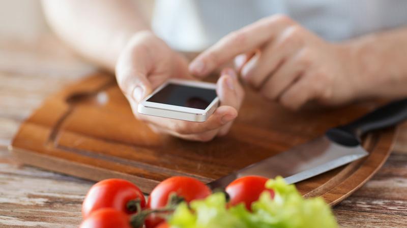 Las mejores aplicaciones de recetas para los amantes de la for Aplicacion para disenar cocinas
