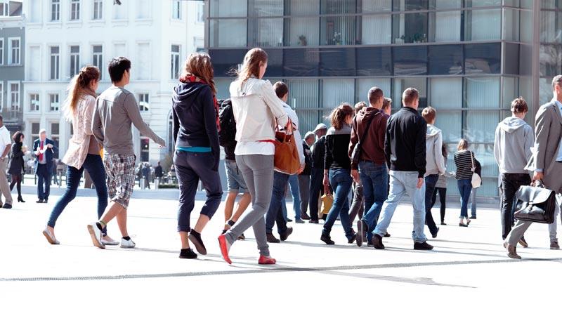 Ideas para caminar más a lo largo del día