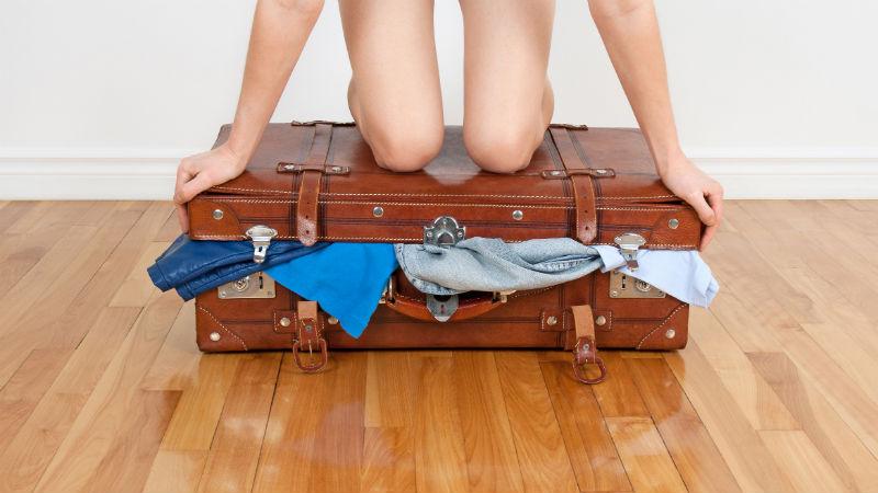 Como ahorrar espacio en tu maleta de vacaciones