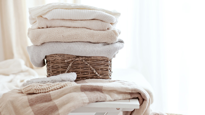 Diez consejos para guardar la ropa de invierno