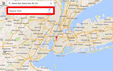 Google Maps-paso 2