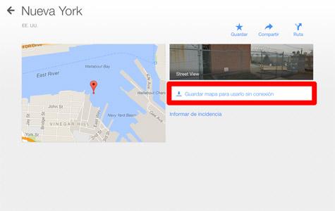 Google Maps-paso 3