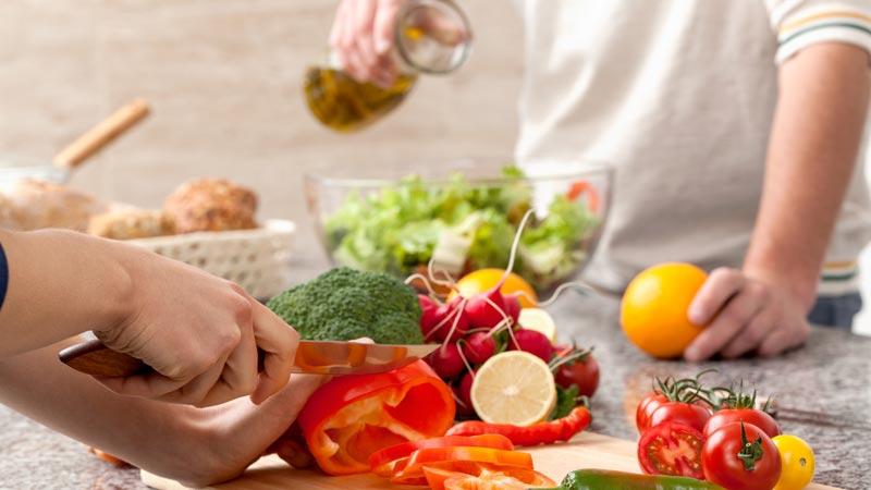 Diez consejos para empezar una dieta saludable
