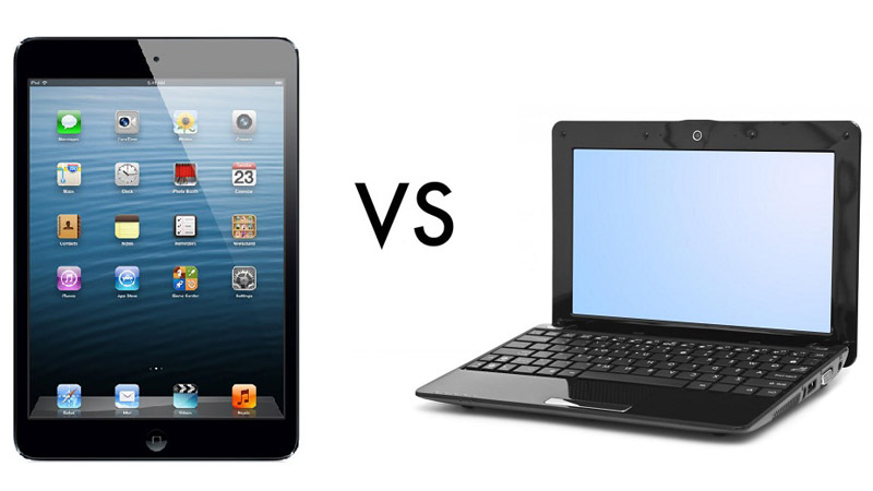 Razones para comprar una tablet antes que un portátil