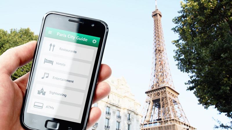 Las mejores aplicaciones de guías de viaje