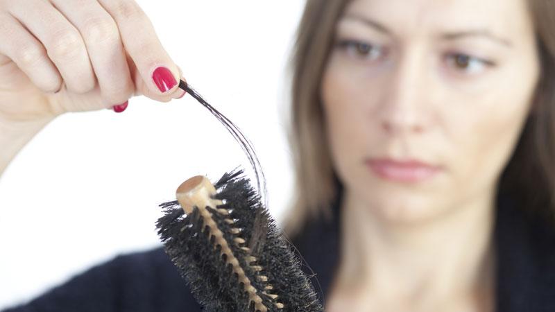 Alimentos para evitar la caída del pelo