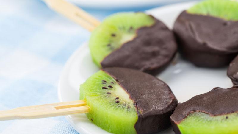 Recetas divertidas para que los niños coman fruta