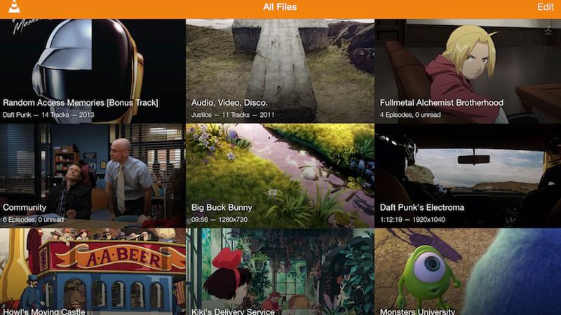 Reproduce cualquier vídeo en tu tablet o smartphone con VLC