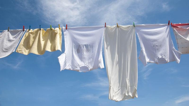Resultado de imagen para tender ropa