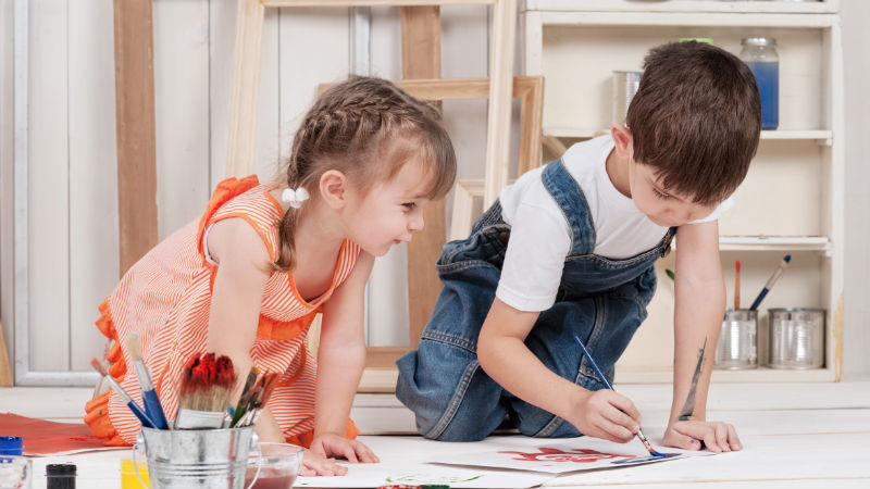 Cinco ideas originales para entretener a tus hijos en vacaciones