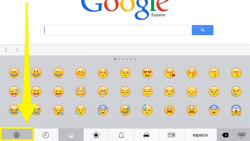 Cómo instalar emoticonos en el teclado de tu iPhone o iPad