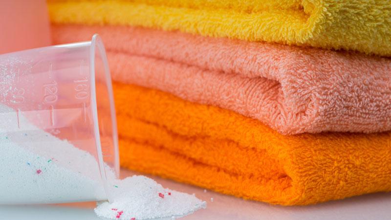 Cómo lavar toallas para que queden suaves