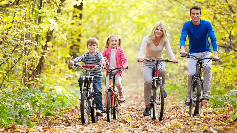 Actividades divertidas para hacer con los niños en otoño