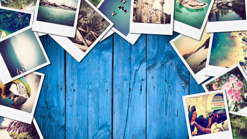 Aplicaciones para crear un álbum de fotos digital