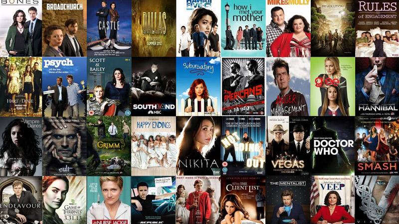 Aplicaciones para seguir tus series de TV favoritas