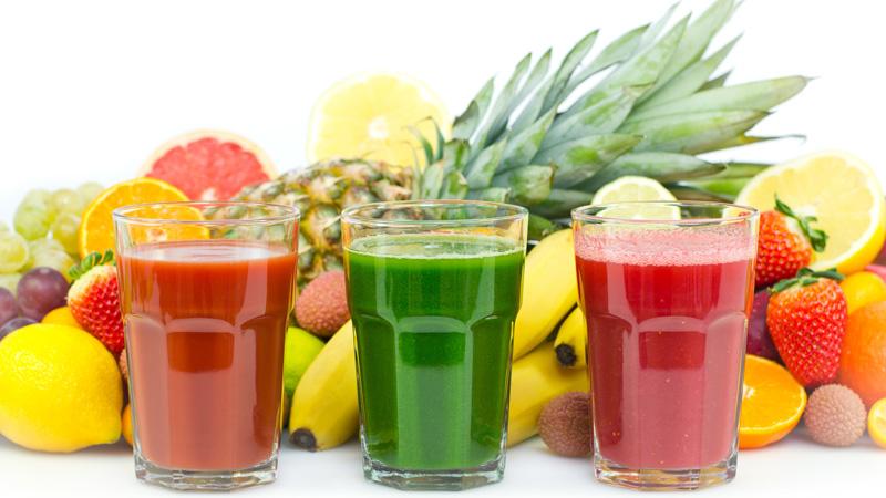 Cinco bebidas para desintoxicar tu cuerpo
