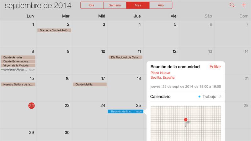 Cómo configurar alertas y recordatorios en tu iPhone o iPad