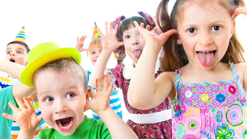 Cumpleaños para niños: cinco juegos divertidos