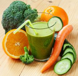 Jugo de verduras para desintoxicar tu cuerpo
