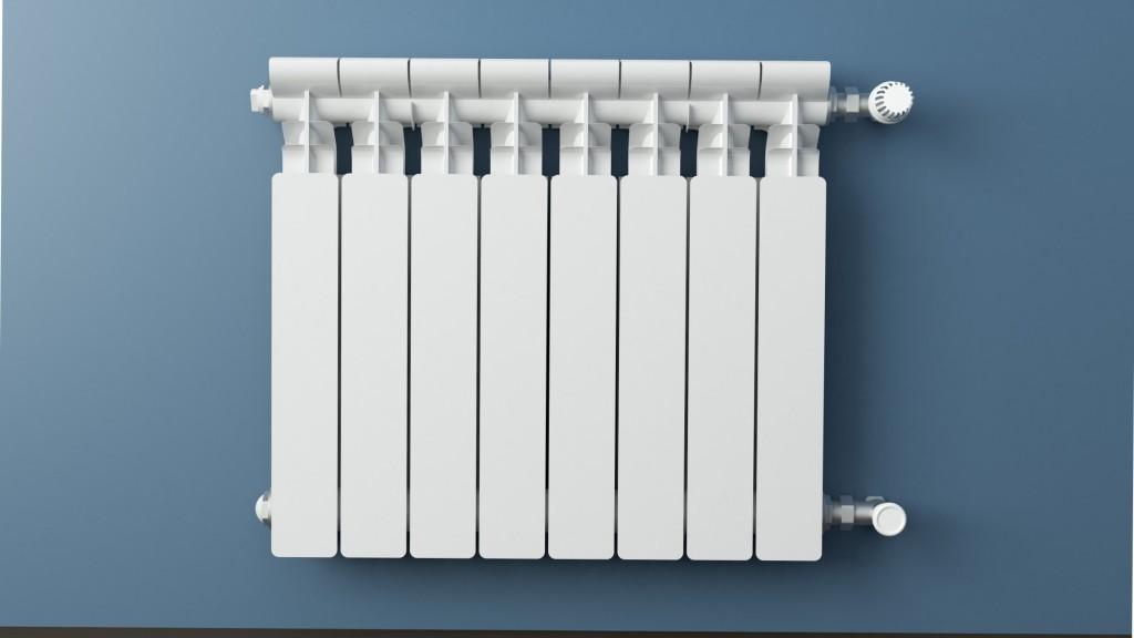 Consejos para limpiar los radiadores