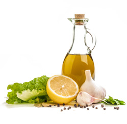 Aliño de limón para ensaladas