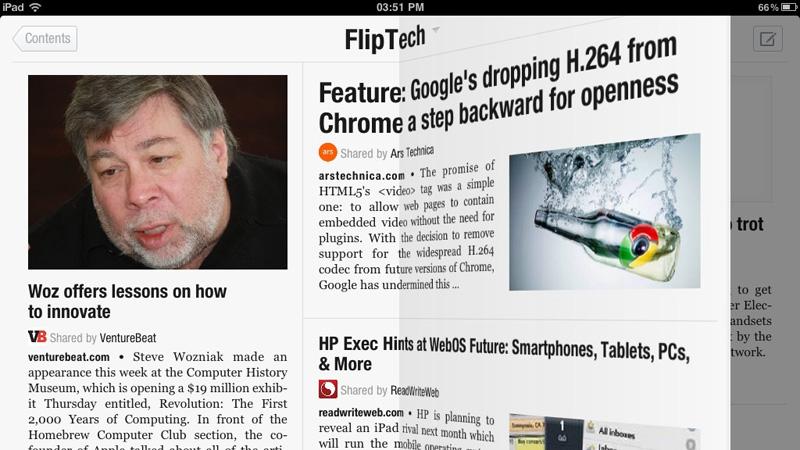 Aplicaciones para recopilar las noticias de tus webs favoritas