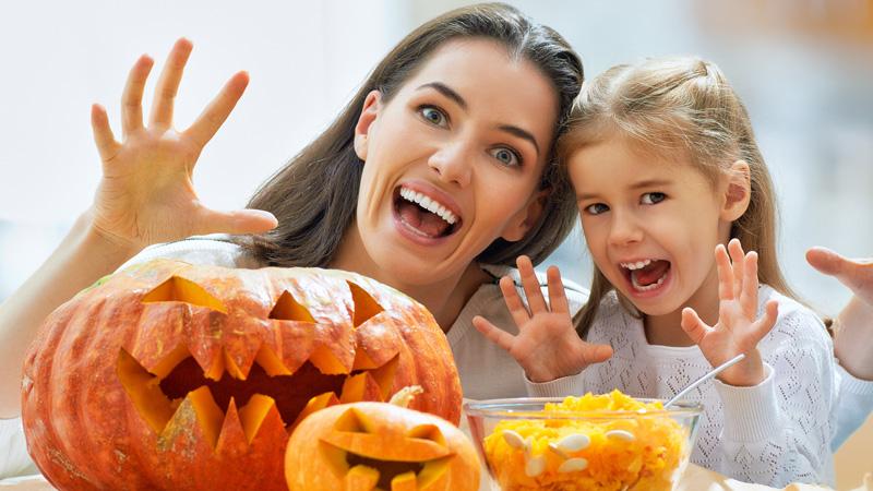 Ideas para disfrutar de la noche de Halloween en familia