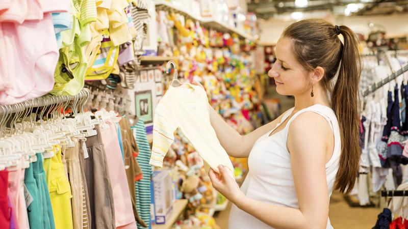 Cinco trucos para ahorrar en las compras de un bebé