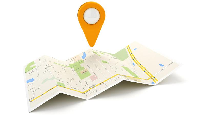 Aplicaciones de mapas para Android e iOS