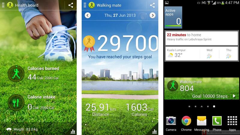 Aplicaciones para monitorizar la actividad física