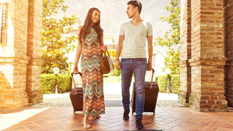 Aplicaciones para buscar alojamiento cuando viajas