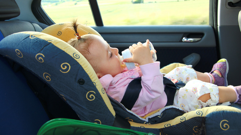 Obejtos imprescindibles para viajar con niños