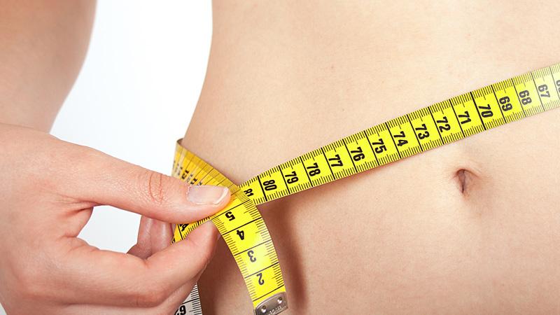 Cinco pasos para bajar de peso