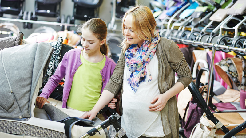 Los cinco productos imprescindibles para la llegada del bebé