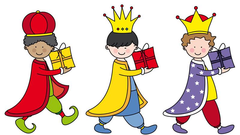 Aplicaciones para que tus hijos hagan la carta a los reyes magos